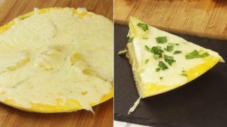 Frittata di patate: la ricetta sfiziosa pronta in meno di 30 minuti!