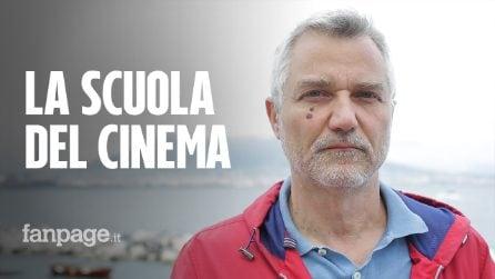 """Una scuola di arti e mestieri del cinema a Napoli. Braucci: """"Dobbiamo farlo per i giovani"""""""