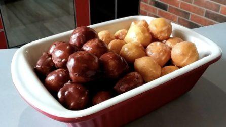 Frittelle pronte in tre minuti: il dessert veloce e goloso