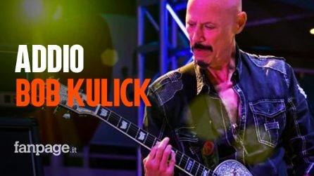 """Morto Bob Kulick, il chitarrista """"quinto"""" membro dei Kiss, il fratello: """"Ho il cuore spezzato"""""""