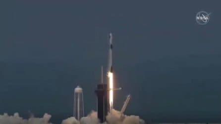 Space X, lancio dei due astronauti nello spazio: riscritta la storia dell'esplorazione spaziale