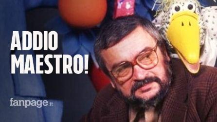 Morto Tinin Mantegazza: l'artista e papà di Dodò dell'Albero Azzurro si è spento a 89 anni