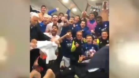 Caso Gasperini, quando il 10 marzo festeggiava negli spogliatoi insieme ai suoi calciatori
