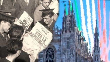 2 giugno 1946: l'Italia è una Repubblica. La storia di un popolo che rinasce, tra passato e futuro