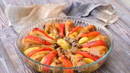 Coscette di pollo al forno: il segreto per ottenerle tenere e sugose!