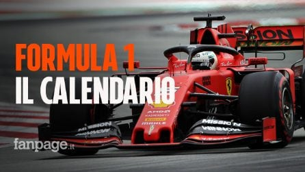 Calendario Formula 1 2020, le date ufficiali: primo GP il 5 luglio. Quando si correrà a Monza