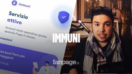 Abbiamo provato Immuni, l'app di tracciamento anti-coronavirus