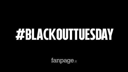 Blackout Tuesday, sui social monta la protesta con foto completamente nere: ecco perché