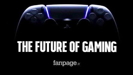 """PlayStation 5 e i suoi giochi presentati l'11 giugno: l'evento battezzato """"The Future of Gaming"""""""