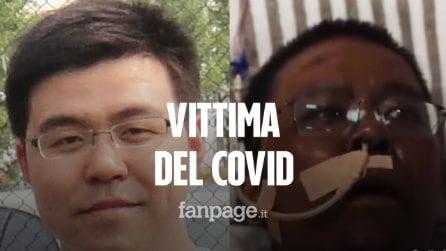 È morto il medico cinese che si era risvegliato dopo il coronavirus con la pelle nera