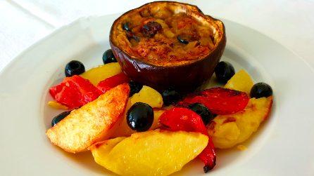 Melanzane ripiene: la ricetta del contorno ricco e gustoso