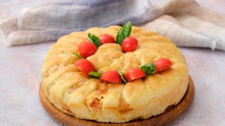 Pizza spirale: soffice, saporita e facile da preparare!
