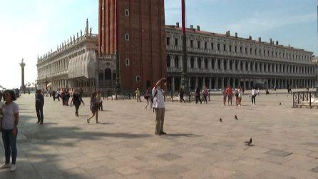 L'Italia riapre ai turisti europei, ma Venezia ancora semivuota