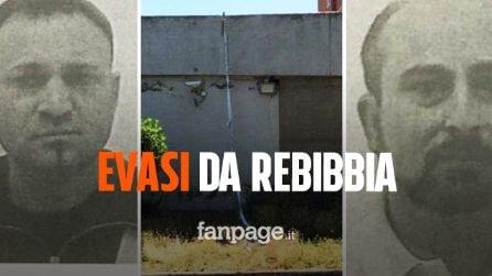 """Due detenuti evasi dal carcere di Rebibbia: """"Un fatto grave, dopo gli allarmi lanciati"""""""