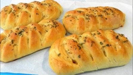 Panini intrecciati e ripieni: la ricetta soffice e deliziosa