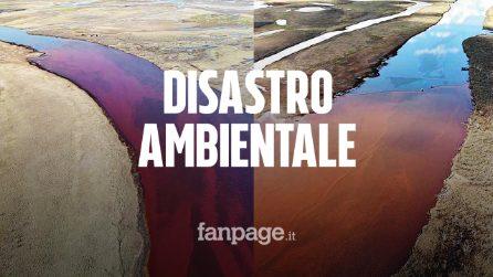 Disastro ambientale in Siberia: cisterna con 20mila tonnellate di gasolio collassa nell'Artico
