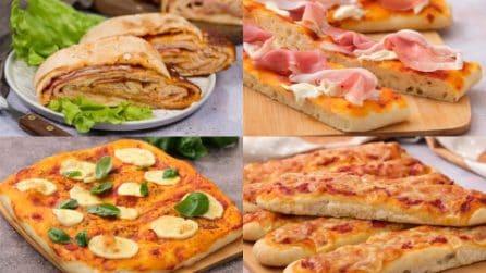 5 Ricette per fare la pizza che non hai mai provato prima!