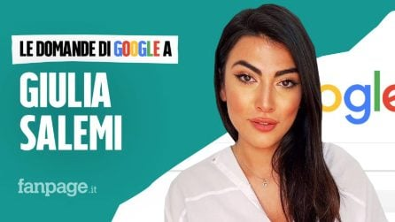 Giulia Salemi età, Venezia, Francesco Monte, madre: la showgirl risponde alle domande di Google