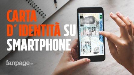 La carta d'identità elettronica arriva su tutti gli smartphone: ecco a cosa serve