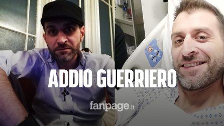 Addio Orlando, il guerriero di Soverato: una catena di solidarietà aveva provato a salvarlo
