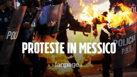 Messico, picchiato a morte in cella dopo l'arresto: violente proteste contro la polizia