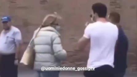 Gemma Galgani sorpresa insieme a Nicola Vivarelli