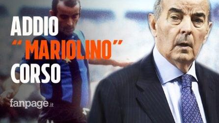Morto Mario Corso: si è spento a 78 anni il campione, star della storia dell'Inter