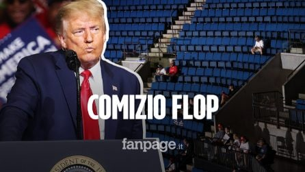 Il comizio di Trump a Tulsa è un flop: adolescenti boicottano l'evento grazie a Tik Tok