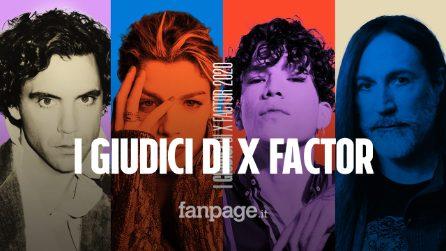 Mika, Emma, Hell Raton e Manuel Agnelli sono i giudici di X Factor 2020