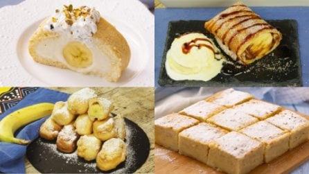 Questi dolci sono favolosi! Il loro ingrediente segreto? La banana!