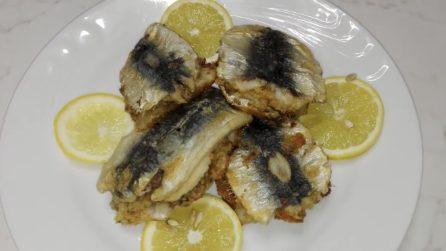 Sarde a beccafico: la ricetta del piatto veloce e saporito