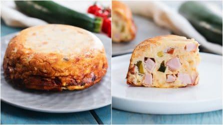 Torta salata di pane raffermo: l'idea geniale per riutilizzare pane e panini vecchi!
