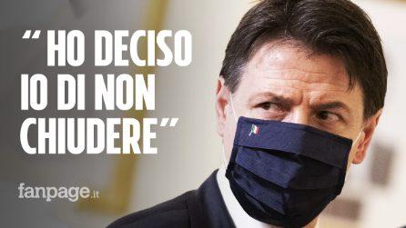 """Zona rossa, Conte ai pm di Bergamo: """"Ho deciso io di non chiudere Alzano e Nembro"""""""