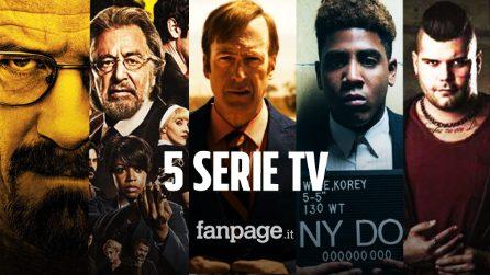 """5 serie tv da guardare assolutamente se hai finito e ti è piaciuta """"Breaking Bad"""""""