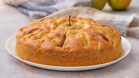 Torta di mele morbida: tutti i segreti per farla in modo perfetto!
