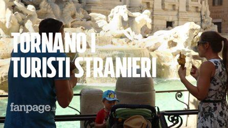 """Turismo in crisi per il coronavirus, ma c'è chi sceglie di partire: """"Roma così è un'occasione unica"""""""