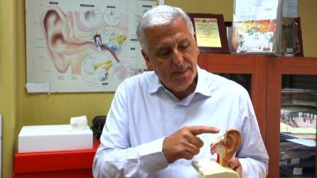 Napoli, chirurgo Della Volpe: così ho ridato l'udito alla bimba