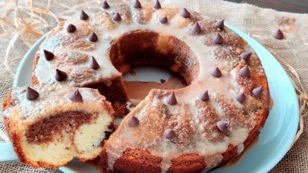 Ciambella capuccino versato: la ricetta del dessert soffice e gustoso