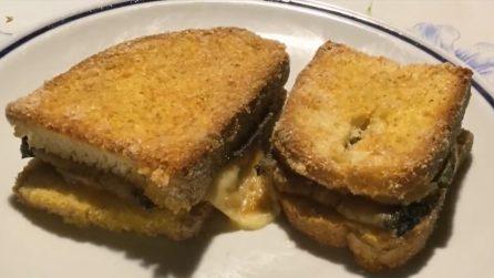 Melanzane in carrozza al forno: la ricetta semplice ma davvero saporita