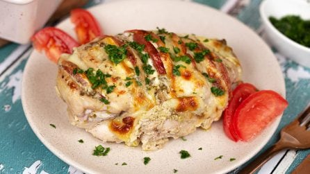 Caprese chicken: a delicious dinner idea to try!