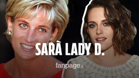 "Kristen Stewart sarà Lady D. in Spencer, Larraín: ""La fiaba sottosopra di una mancata regina"""