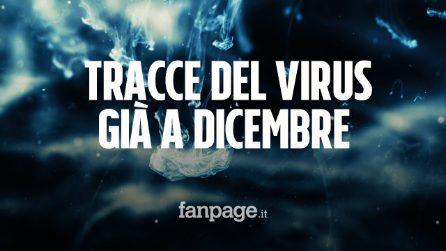 Coronavirus nelle acque di scarico di Milano e Torino già a dicembre 2019: la scoperta dell'Iss