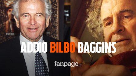 """Morto Ian Holm: il celebre """"Bilbo Baggins"""" de Il Signore degli Anelli si è spento a 88 anni"""