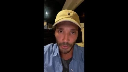 """Stefano De Martino: """"Non ho una relazione con Alessia Marcuzzi"""""""