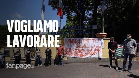 """Coronavirus, lavoratori della Rsa San Raffaele: """"Ora rischiamo di pagare noi con il licenziamento"""""""