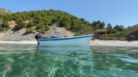 Il mare stupendo del Cilento, un angolo di paradiso