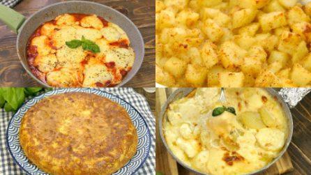 5 Ricette semplici e saporite a base di patate