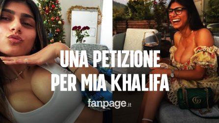Una petizione per togliere i video di Mia Khalifa da internet: ha raccolto 1 milione e 600.000 firme