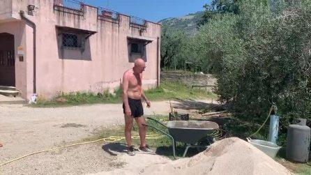 """Ciccio Graziani: """"Ai calciatori che si lamentano del caldo dico venite a lavorare con me"""""""