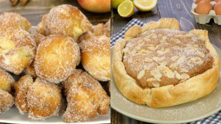 3 Ricette facili e veloci per preparare dei dolci a base di mele!